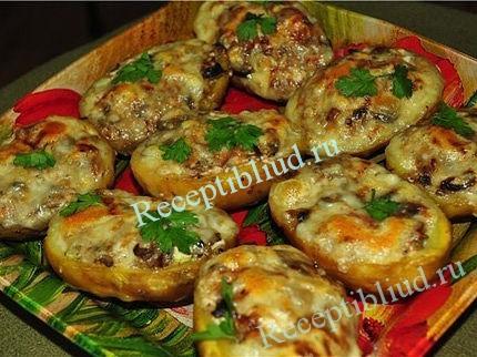 Картошка в духовке