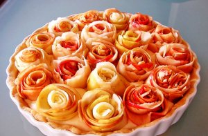 """Яблочные """"лодочки"""" – кулинарный рецепт"""