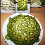 торт Изумрудная черепаха