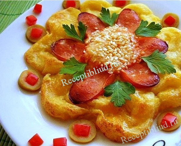 блюдо из картофеля в духовке