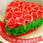 мастер класс розы из мастики