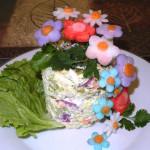 салат оливье рецепт с фото