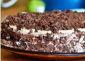 творожный сметанный торт фото