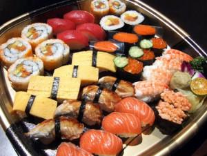 как сделать суши и роллы фото