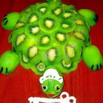 Фруктовое желе Черепаха