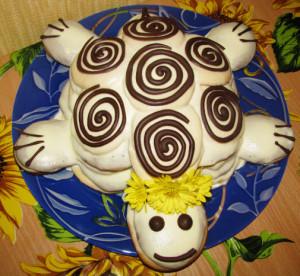 торт Черепаха фото