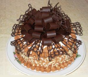 торт для девочки фото
