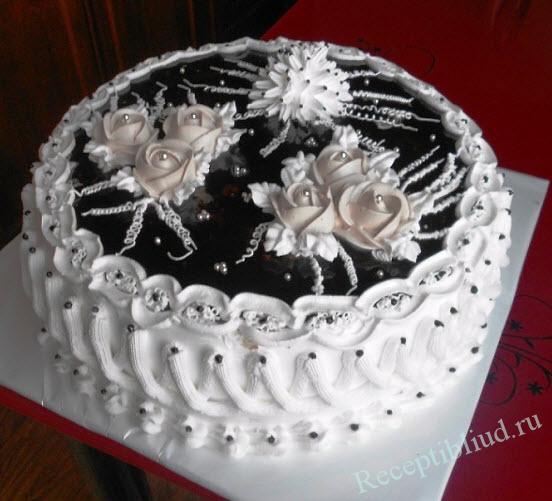 торт Киевский фото