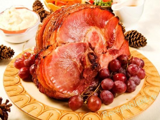 запеченная свиная фото