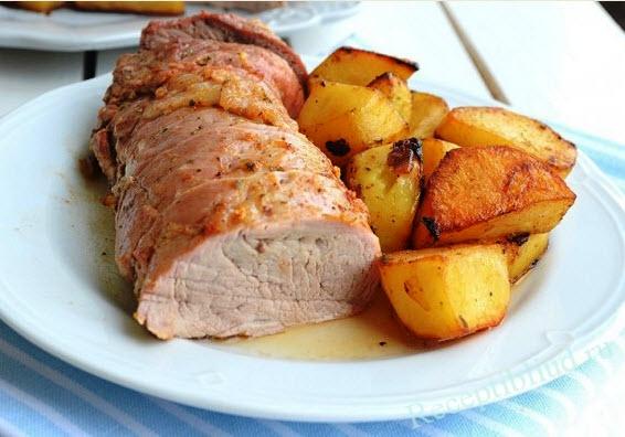 лучшие рецепты мяса в духовке с фото