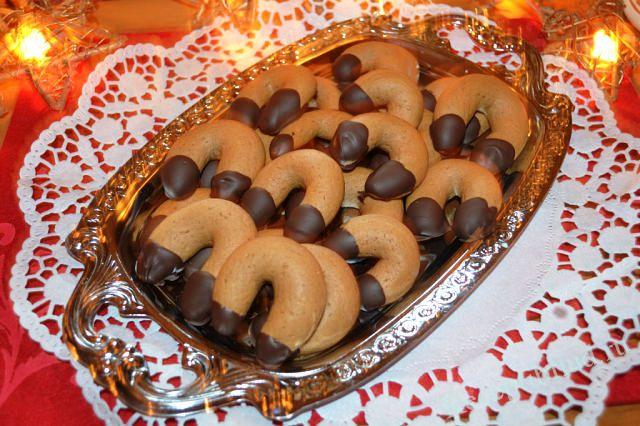 Печенье подкова
