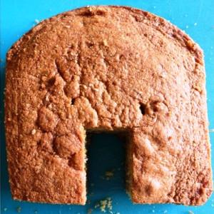 торт Мишка фото