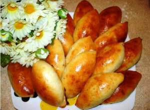дрожжевые пироги рецепт с фото