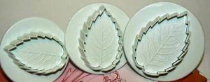 листочки из мастики фото