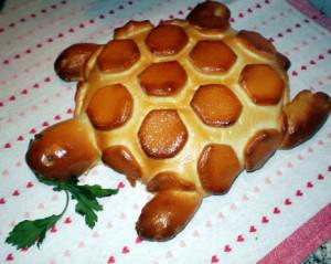 пирог черепаха рецепт с фото