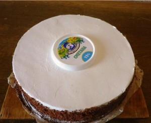 порционный бисквитный торт рецепт фото
