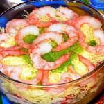 салат морской коктейль фото