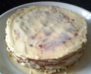 торт Минутка рецепт
