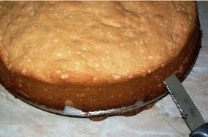 торт Птичье молоко фото