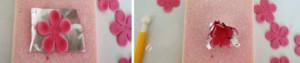цветы из мастики фото
