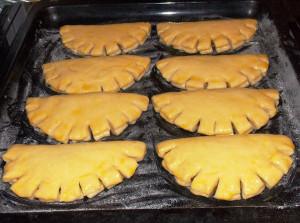 булочки с начинкой рецепт с фото
