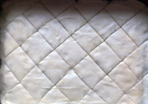 пахлава из слоеного теста рецепт фото