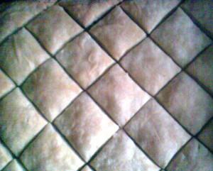 пахлава из слоеного теста рецепт с фото