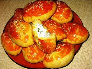 пироги с сыром рецепт