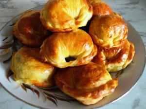 пирожки с яблоками фото