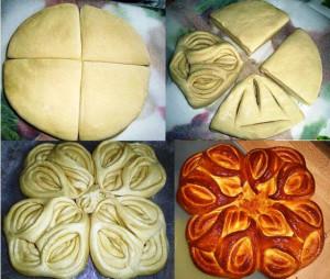 оформление пирогов фото
