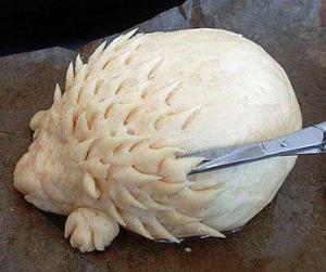 пирог Ежик рецепт с фото