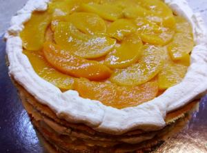 торт для женщины рецепт