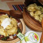 вареники с картошкой рецепт с фото
