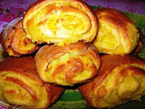 апельсиновое печенье фото