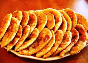 Чебуреки на кефире рецепт с фото