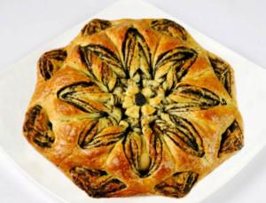 праздничный пирог фото