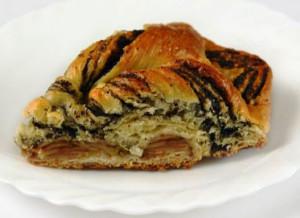 праздничный пирог с маком фото