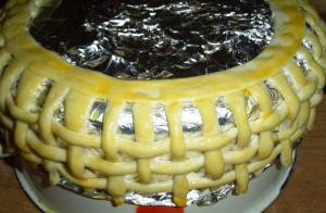 торт из тыквы фото