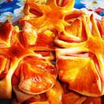 Колбасные цветы рецепт с фото