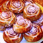 лимонно-маковые кексы фото