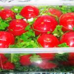 помидоры квашеные рецепт с фото