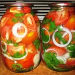 Маринованные помидоры рецепт с фото