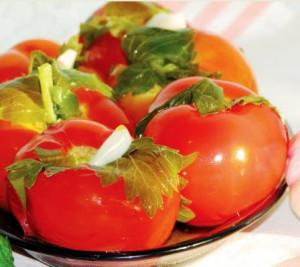 рецепт быстрых маринованных помидор с фото