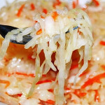 Рецепт квашеной капусты фото