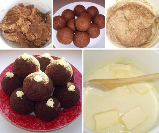 Смотреть как сделать пирожное