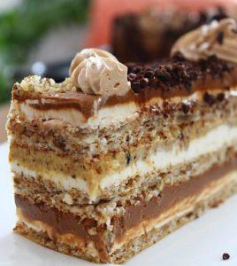 Хорватский торт