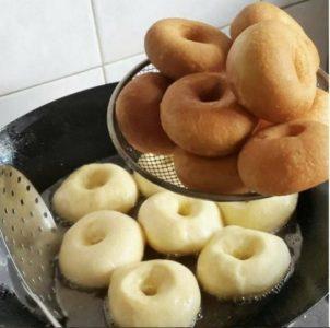 Самые вкусные пончики в мире Это самые вкусные пончики… которые я ела!