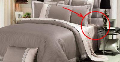 «Кто хранит это у постели, болеет раком…» Проверь свою спальню немедленно!
