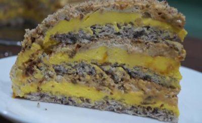 Египетский торт - вкуснейшая нежность!