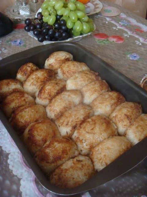 """Картофельные """"Колдуны"""" - это очень вкусно"""